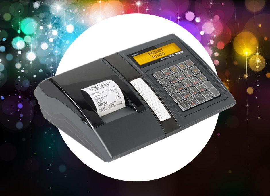 Posnet Bingo Online - kasa rejestrująca